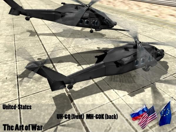 The Art of War Vehicles Blackhawk