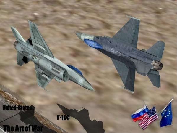 The Art of War Vehicles F161-1