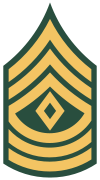 Rank Thread FirstSergeant