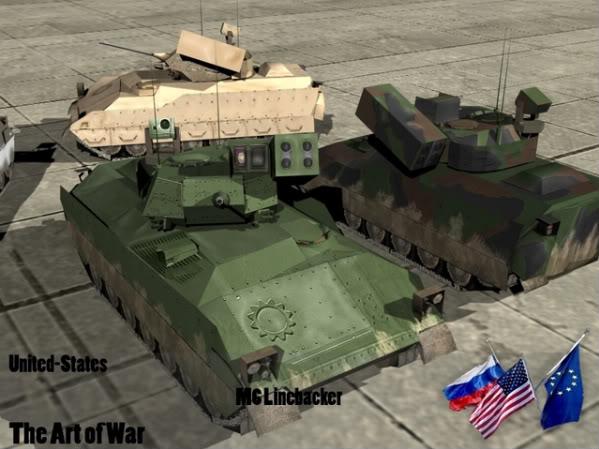 The Art of War Vehicles M6-2
