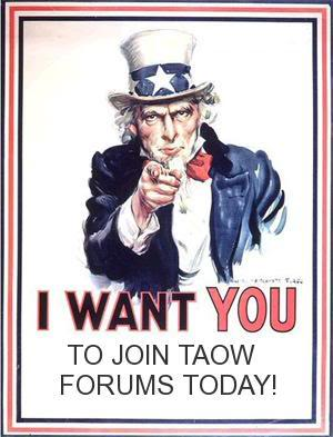 I Want YOU to Join! TAOWSam