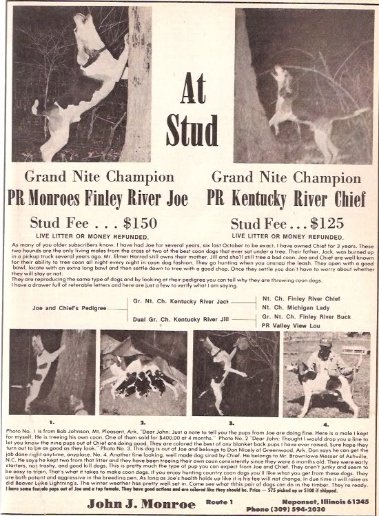 MORE FINLEY RIVER CHIEF HISTORY Ad