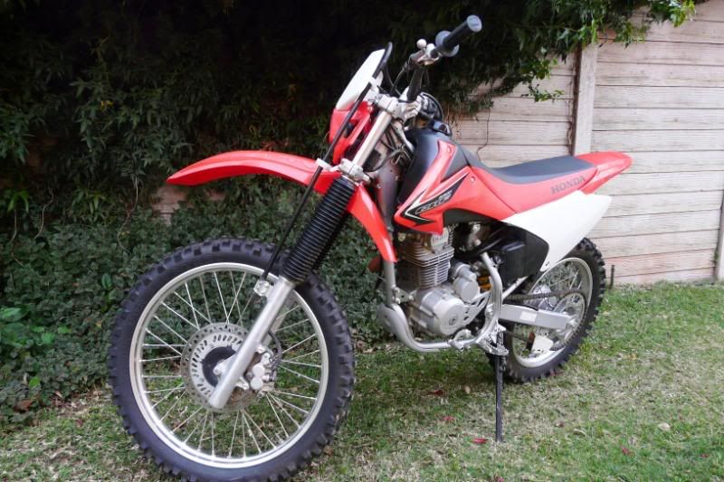FOR SALE – 2008 Honda CRF230F P1040348