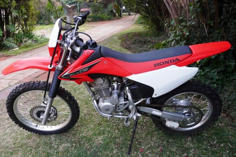 FOR SALE – 2008 Honda CRF230F P1040355