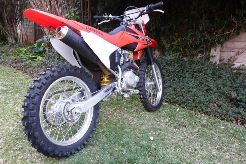 FOR SALE – 2008 Honda CRF230F P1040359