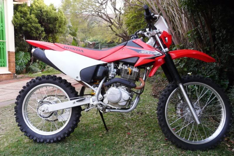 FOR SALE – 2008 Honda CRF230F P1040362