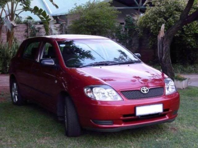 Toyota RunX 160RT for Sale RunX1