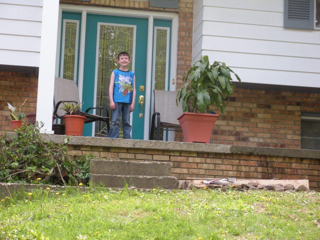 First Garden. From Ohio DSCN1286