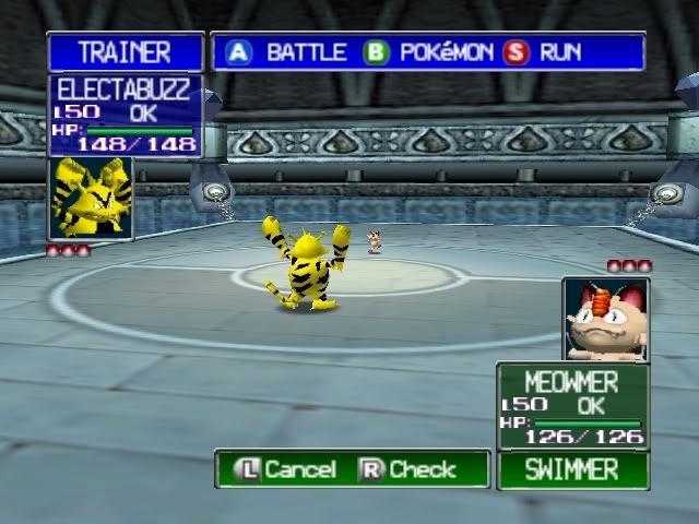 Screens - Pokémon Stadium [Nintendo 64] PokemonStadiumUsnap0000