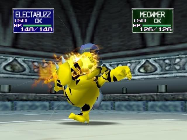 Screens - Pokémon Stadium [Nintendo 64] PokemonStadiumUsnap0001