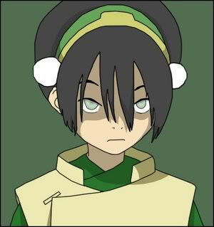 Make your own team of heroes! Toph