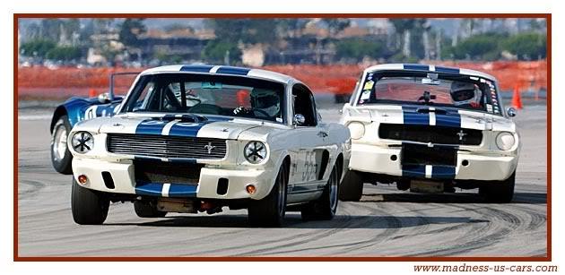 Quelques voitures du Championnat Trans Am des années 60 ,70,80,90 et divers SCCA - Page 2 Shelby-gt-350-1965