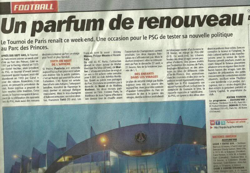 Tournoi de Paris 1-3
