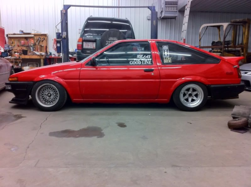 Legend of LongGrain. An AE86 success story. Part 1 - Page 23 185f97c7