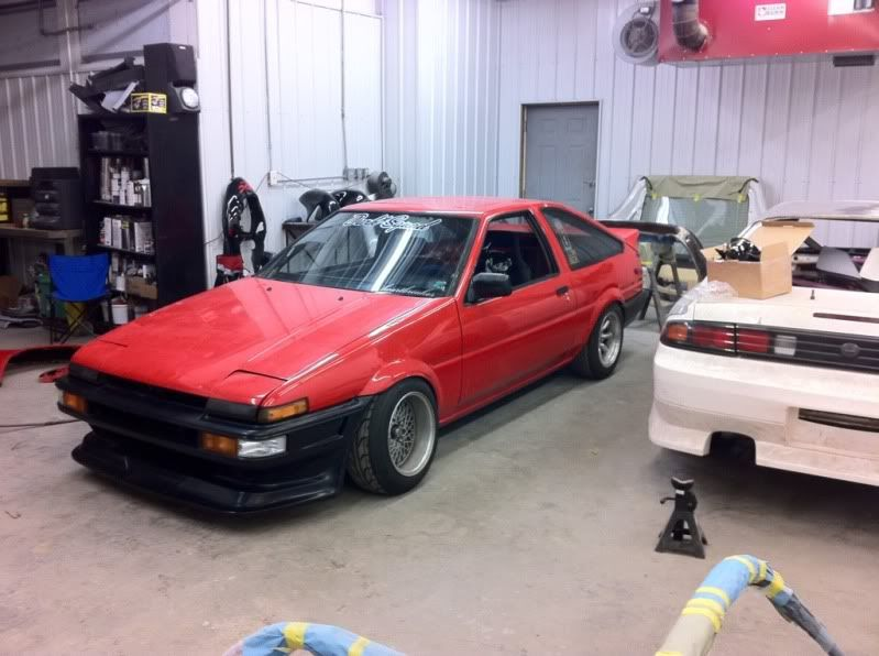 Legend of LongGrain. An AE86 success story. Part 1 - Page 23 66fab41f