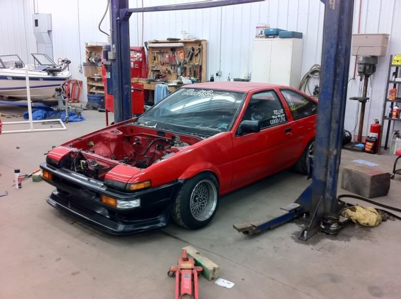 Legend of LongGrain. An AE86 success story. Part 1 - Page 23 82dbecd9