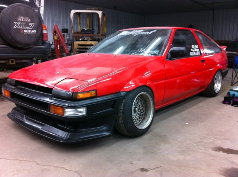 Legend of LongGrain. An AE86 success story. Part 1 - Page 23 9b879308