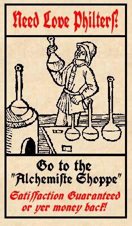 Posters for Mordheim Terrain! AlchemisteShoppe