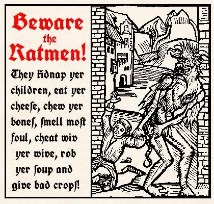 Posters for Mordheim Terrain! Bewareratmen