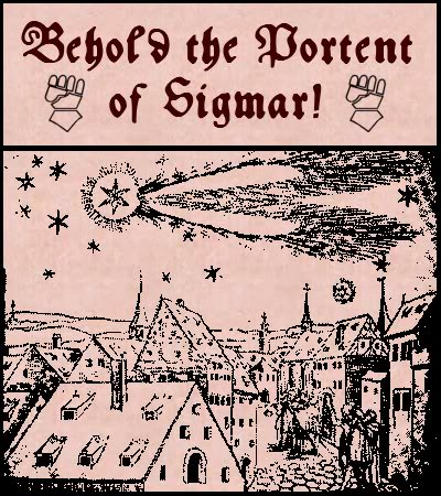 Posters for Mordheim Terrain! PortentSigmar
