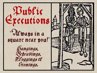 Posters for Mordheim Terrain! PublicExecutions