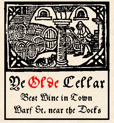 Posters for Mordheim Terrain! YeOldeCellar