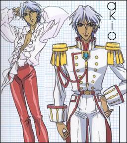×Shoujo Kakumei Utena× Akio