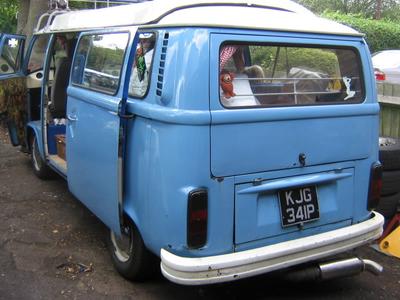 ..'76 Baywindow...briefly EJ20T now going superfly Tdi - Page 5 005