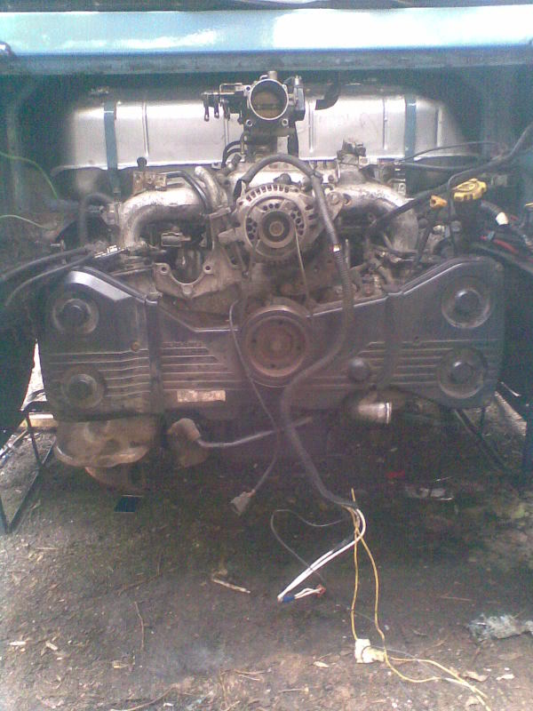 ..'76 Baywindow...briefly EJ20T now going superfly Tdi - Page 2 Allin1