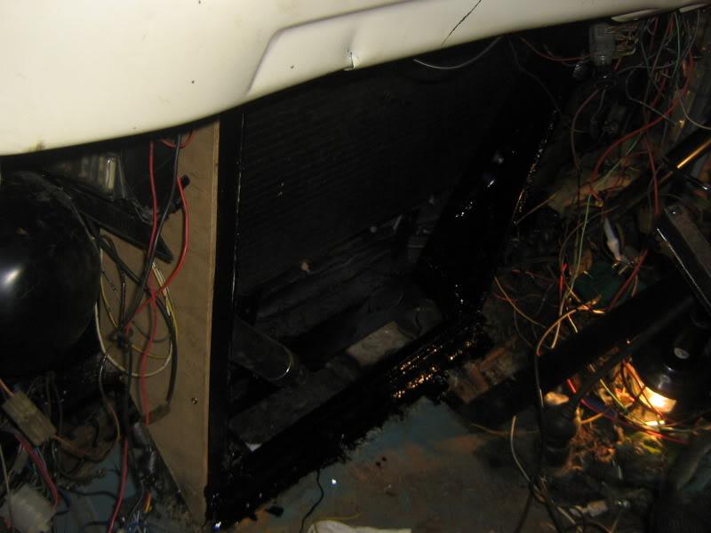 ..'76 Baywindow...briefly EJ20T now going superfly Tdi - Page 5 Newradmount54