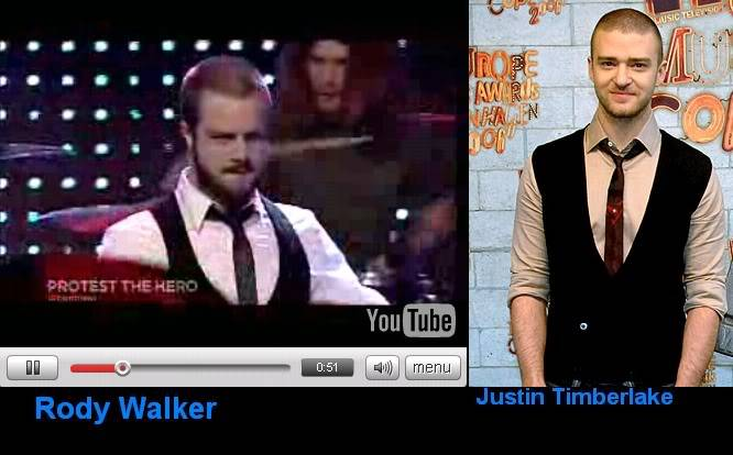 Justin timberlake joins protest the hero ZOMG WTF :O lol Rodypretendingtobejustintimberlake