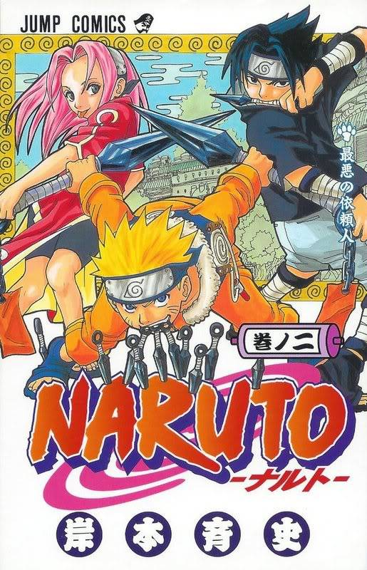 Volume Covers Naruto_Cover_Volume_02