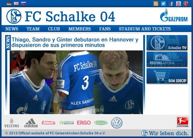 Quirós (II). FC Gelsenkirchen-Schalke 04 e.V - Página 16 Debut_zpsa25d5df2