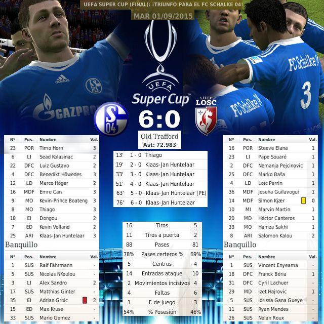 Quirós (II). FC Gelsenkirchen-Schalke 04 e.V - Página 16 Supercup_zps8f4ebc23