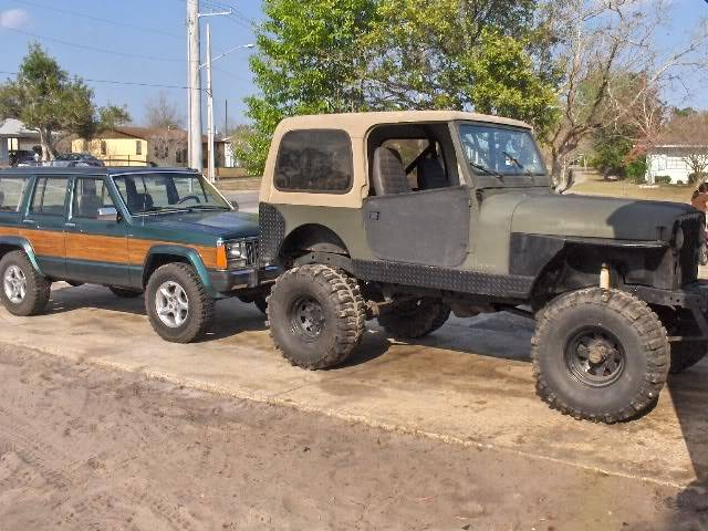 my old jeeps 4a418e8d