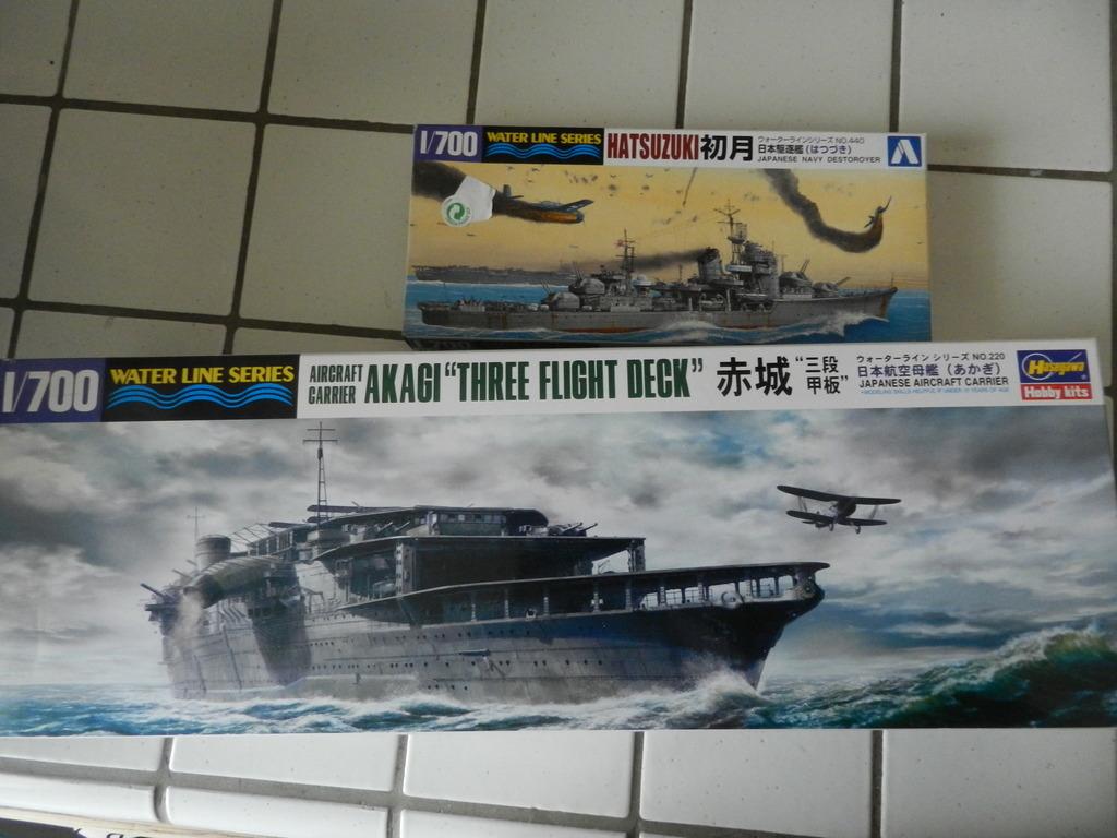 Akagi Trois ponts Hasegawa 1/700 et son escorte DSCN09311_zpso66xeoil
