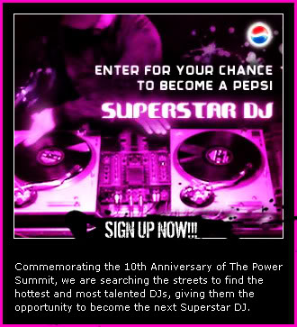 Pepsi DJ Division