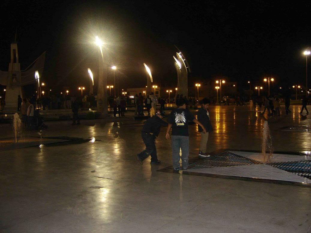 Plaza de Armas de Nuevo Chimbote Fotografia1019