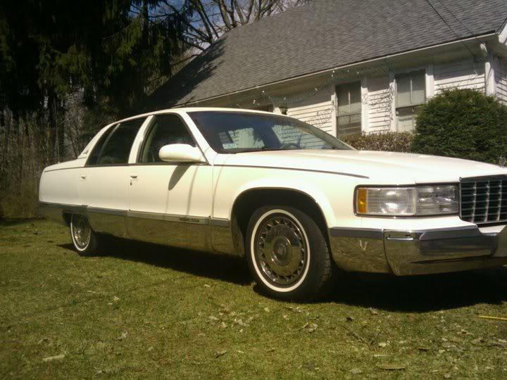 FS: 1996 Cadillac Fleetwood Brougham $1,800.00 216980_10150161856027420_507187419_6631619_1832127_n