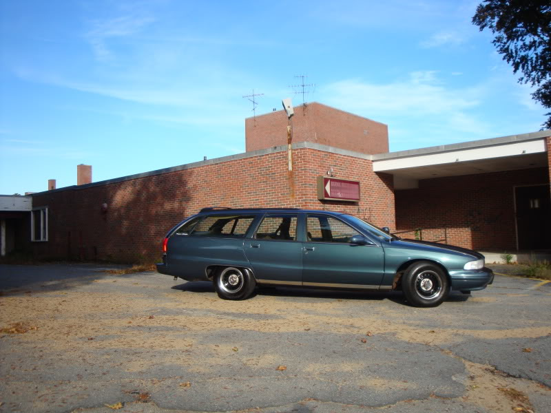 1995 1A2 Caprice Wagon for sale- $1,200.00 PICS N PRICE DROP NewCam041