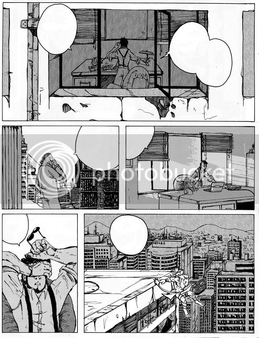 Algunas de mis Ilustraciones Domuspage4copia