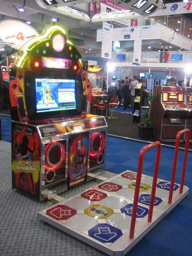 Pump It Up !! ATEi-IGRO-Pump_It_Up_Simulator