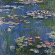 Haiku, Futurism, Impressionism 180px-Monet_Water_Lilies_1916