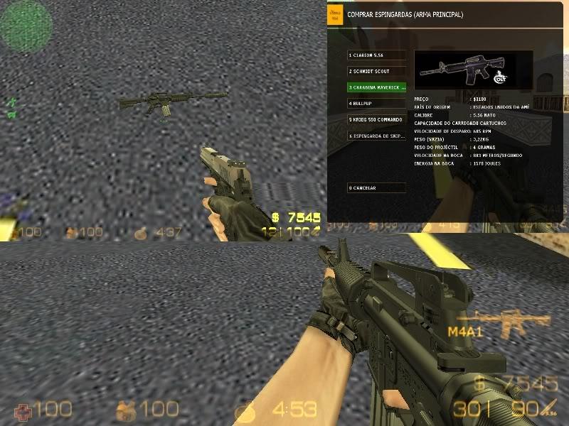 [PC] CS eXtreme Mod V.4 M4