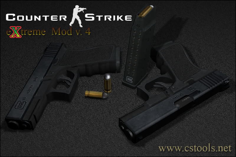 [PC] CS eXtreme Mod V.4 Glock