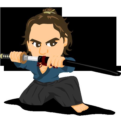 Dibujos de Roger Federer - Página 6 Samurai
