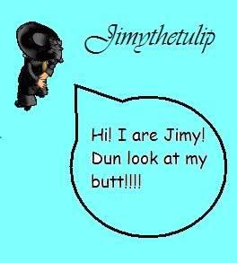 I make you free Avis! Jimythetulip