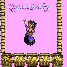 I make you free Avis! Queenbecky