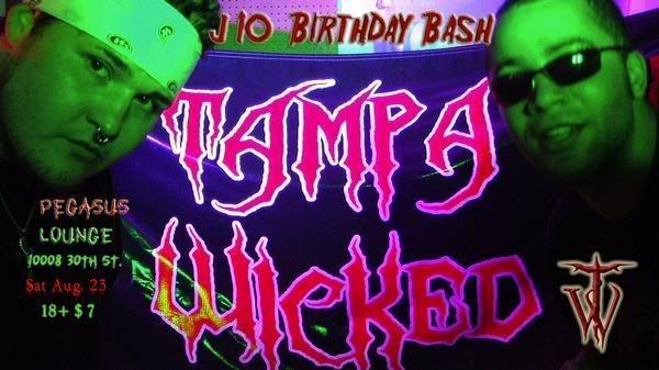 J-10's Birthday Bash