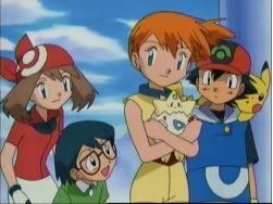 POKE - Love Misty-Ash-May-Max